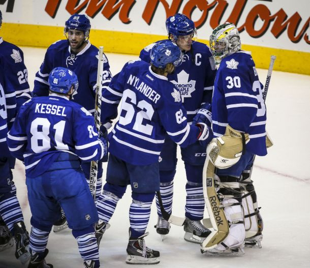2014-15 Season Preview: Toronto Maple Leafs