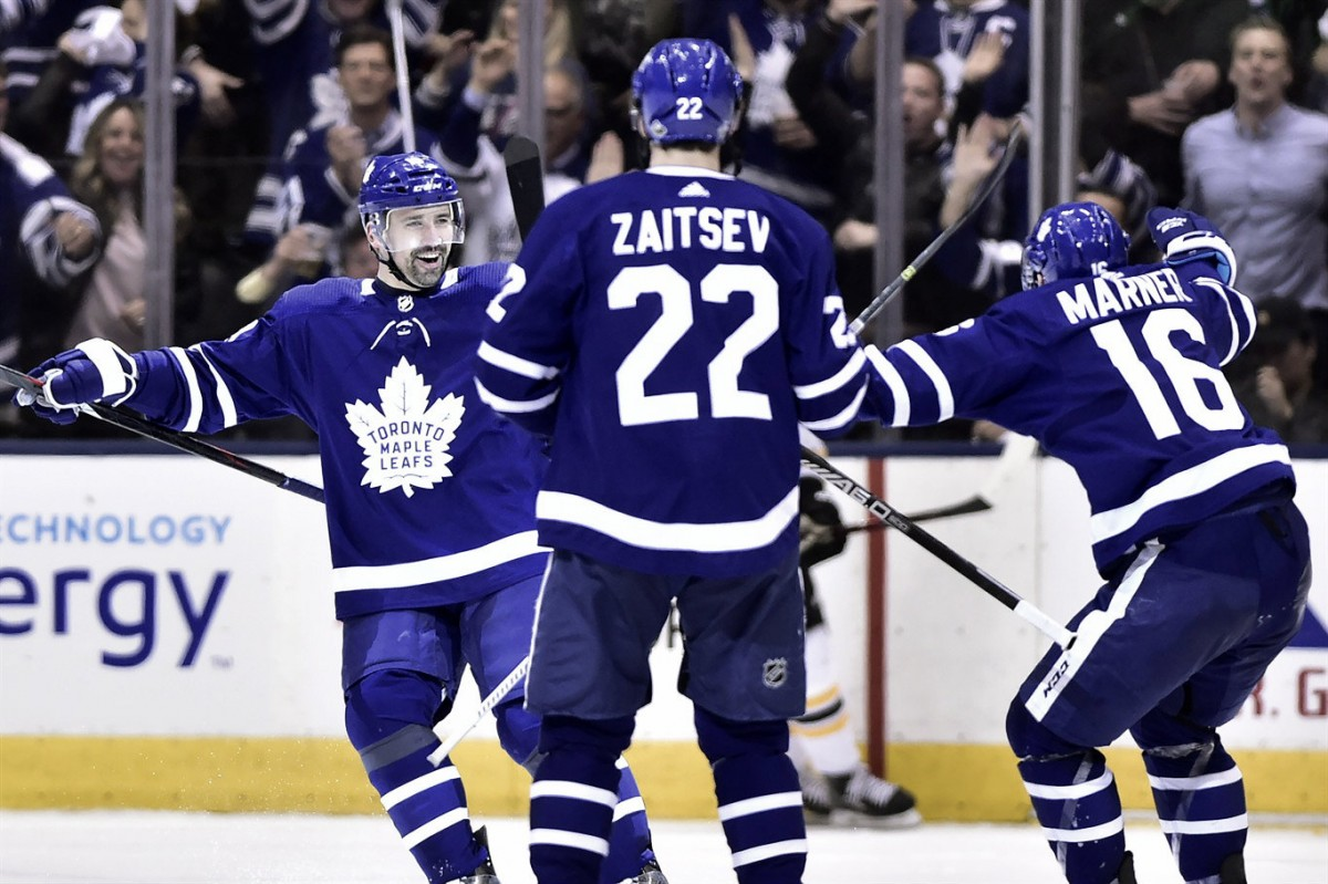 Toronto Maple Leafs force Game 7 with key victory over Boston Bruins