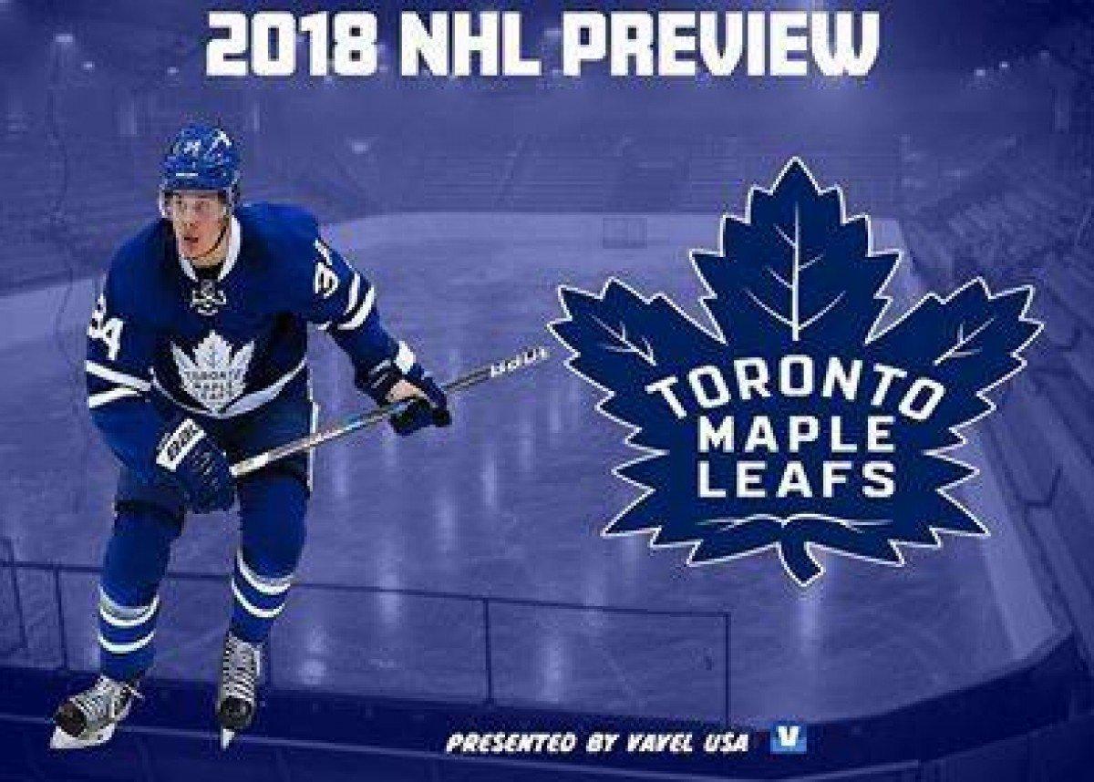 Toronto Maple Leafs: NHL 2018/19 season preview
