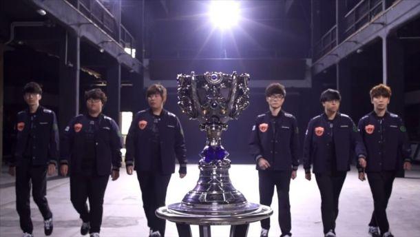 League of Legends World Championship: SK Telecom T1 Beats KOO Tigers 3-1, Wins Finals