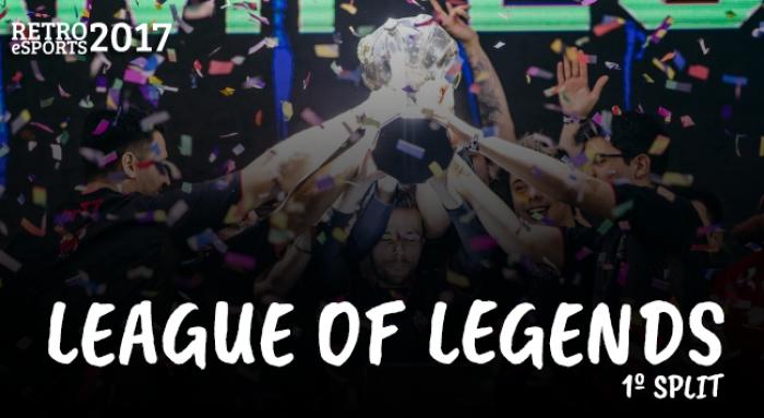 Retro eSports: League of Legends (1º Split)