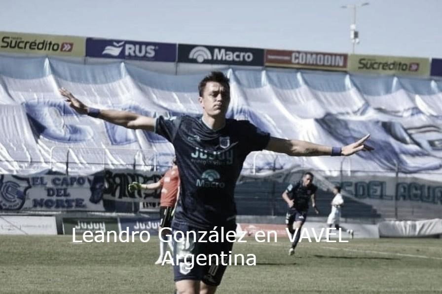 A solas con Leandro González: ''Mi mejor nivel lo tuve en Atlético Tucumán''.