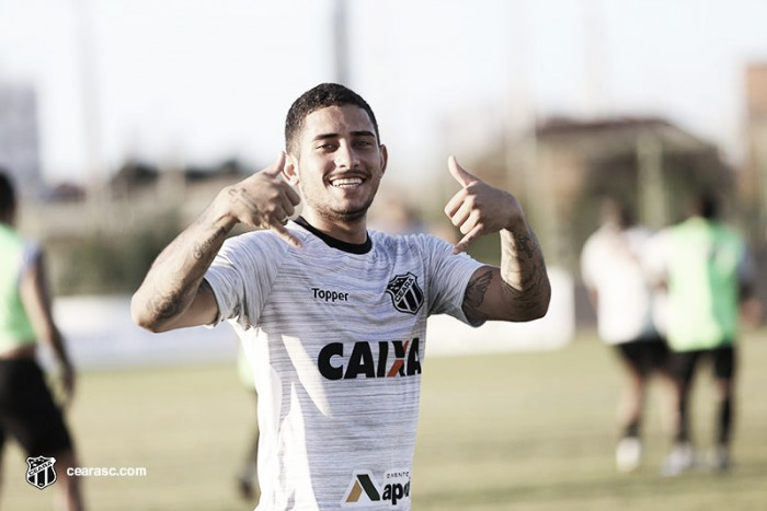 Chamusca encerra preparação do Ceará e esboça equipe veloz para enfrentar Londrina