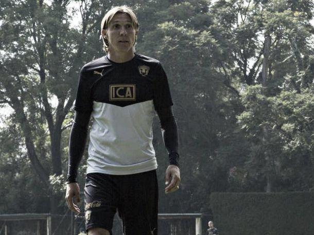 """Leandro: """"En el Azteca nos sentimos en casa"""""""