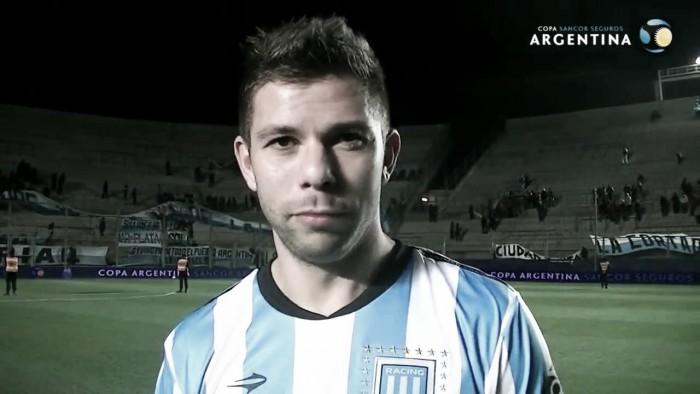 Grimi: ''Tenemos que ganar y darle una alegria a la gente y a Diego''
