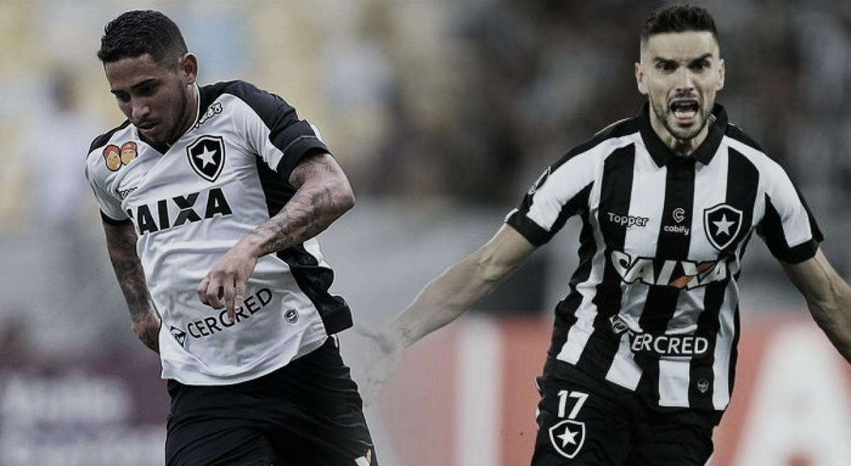 Lesão de Luiz Fernando abre disputa entre Leandro Carvalho e Rodrigo Pimpão por titularidade