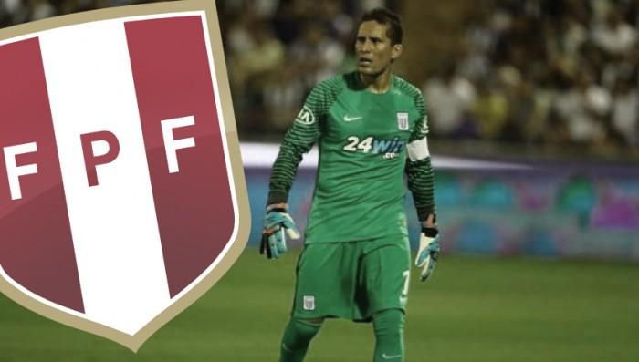 Selección Peruana: Leao Butrón convocado ante la baja de Pedro Gallese