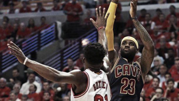 La legge la detta il re: LeBron giustizia i Bulls sulla sirena