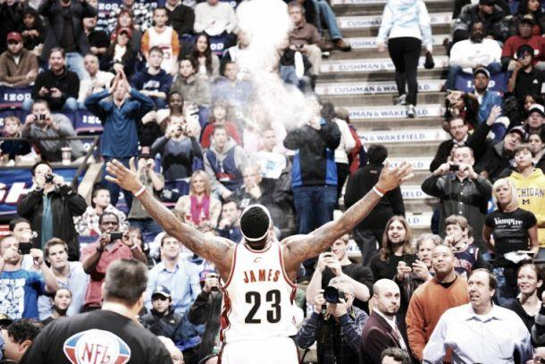 Cleveland Cavaliers vs New York Knicks, NBA en vivo y en directo online
