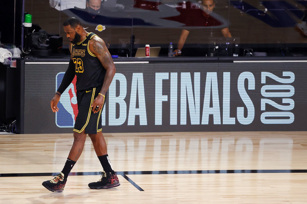 Lebron James: Playing in the NBA Finals will 'never get old'