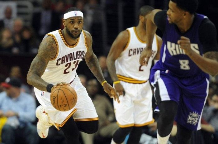NBA, Cleveland batte senza troppe remore Sacramento: 120-100