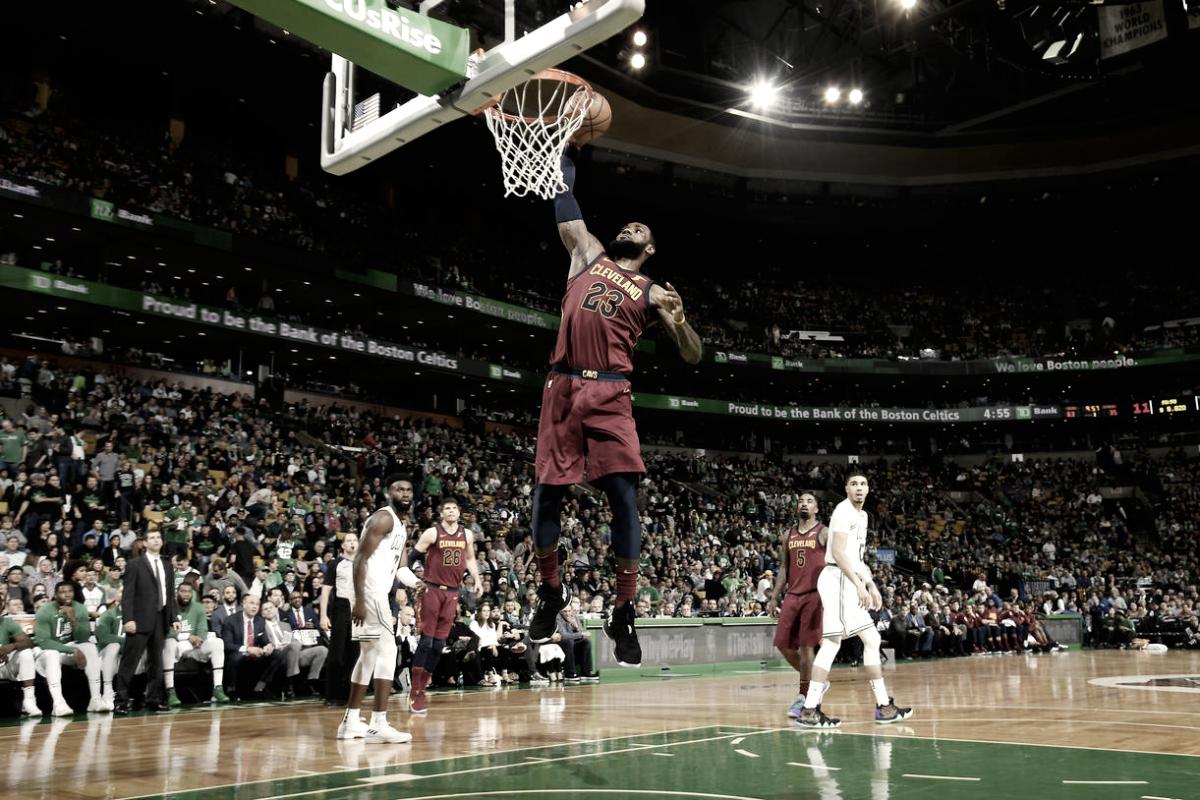 Previa de la Jornada de la NBA: Lebron James tras la conquista del Garden