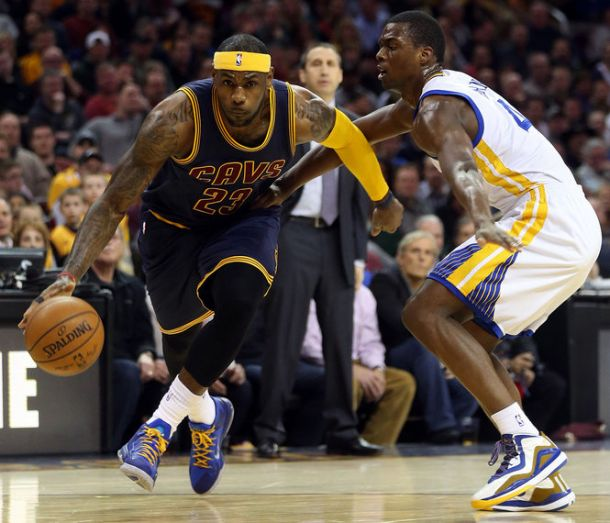 Can LeBron James lead the decimated Cleveland Cavaliers to a title?