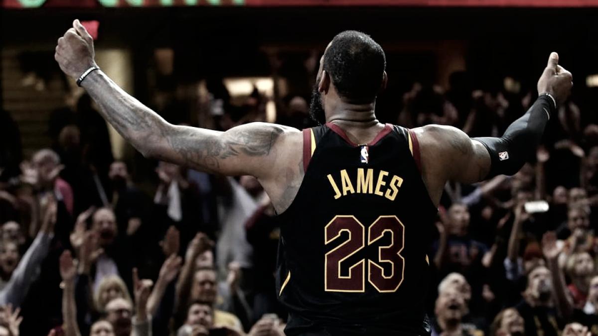 LeBron James: amo y señor del juego