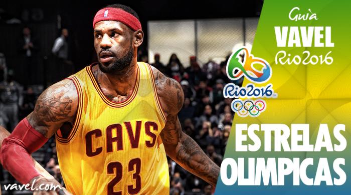 Conheça LeBron James, a grande fera do basquete norte-americano para o Rio 2016