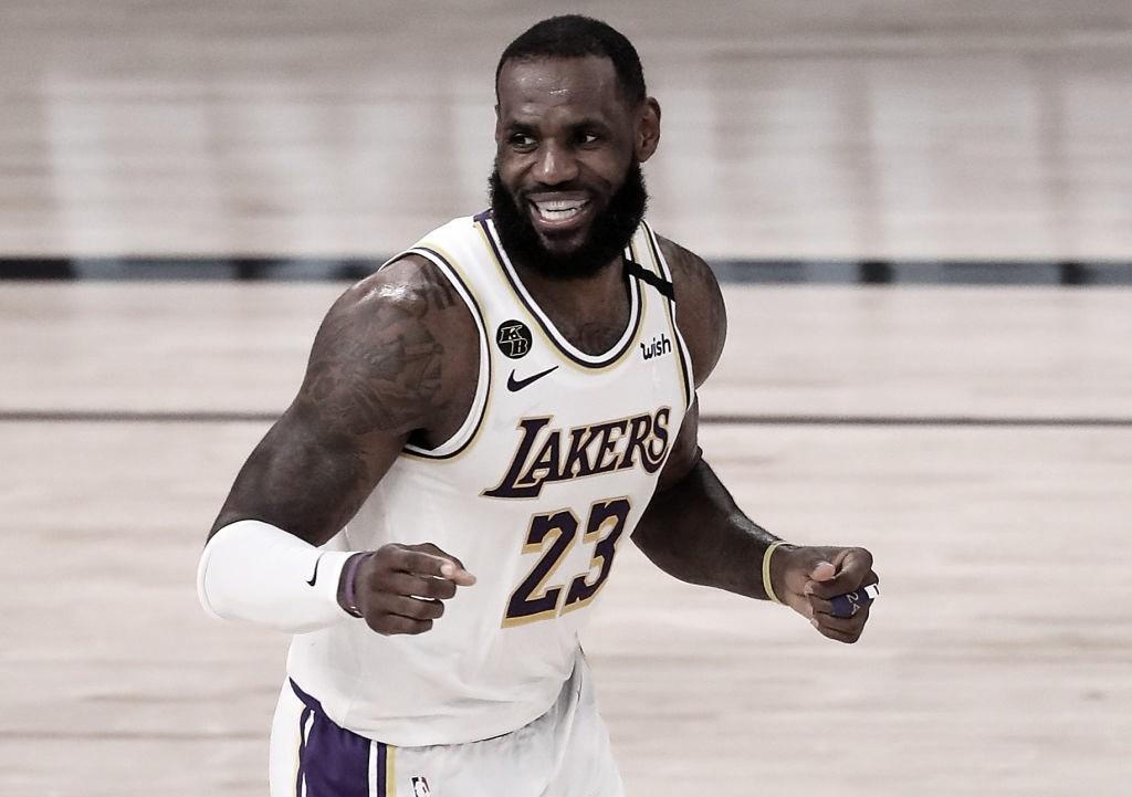 Crónica NBA: los Lakers muestran su mejor versión para poner el 2-1
