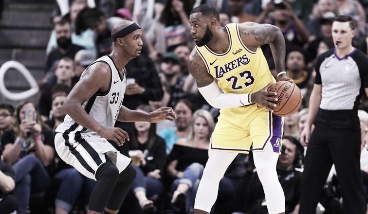 NBA conferencia Oeste: LeBron en la sombra de DeRozan y Gasol