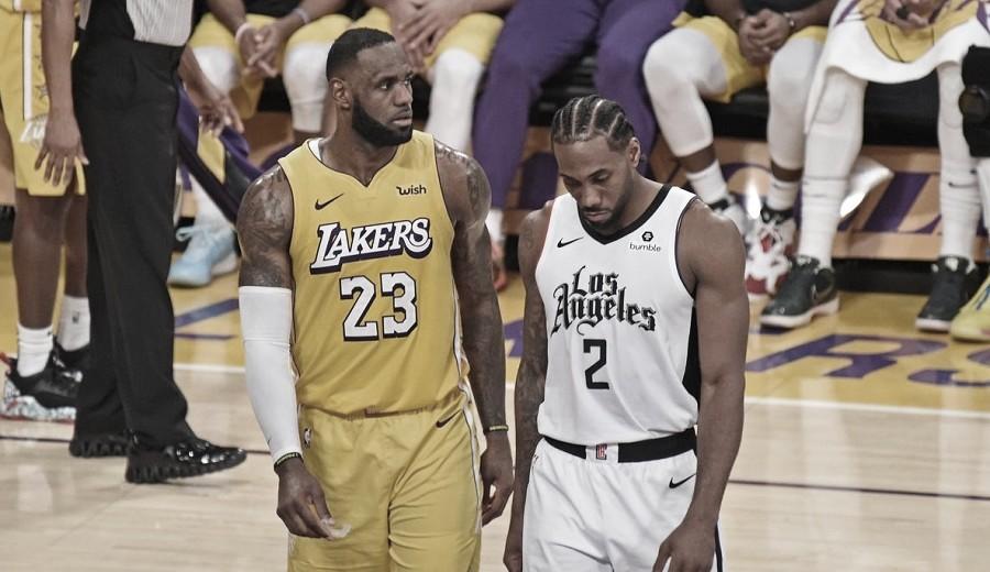Previa Lakers - Clippers: derbi angelino para abrir boca