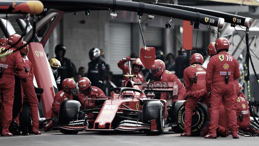 Leclerc culpa falta de 'decisão' pela queda da pole à quarta colocação