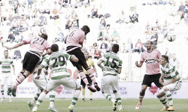 Pogba-Mandzukic, la Juve batte il Lechia Danzica per 2-1