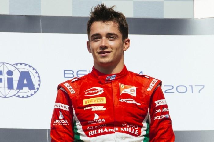 F1, quattro sessioni di PL per Leclerc con la Sauber