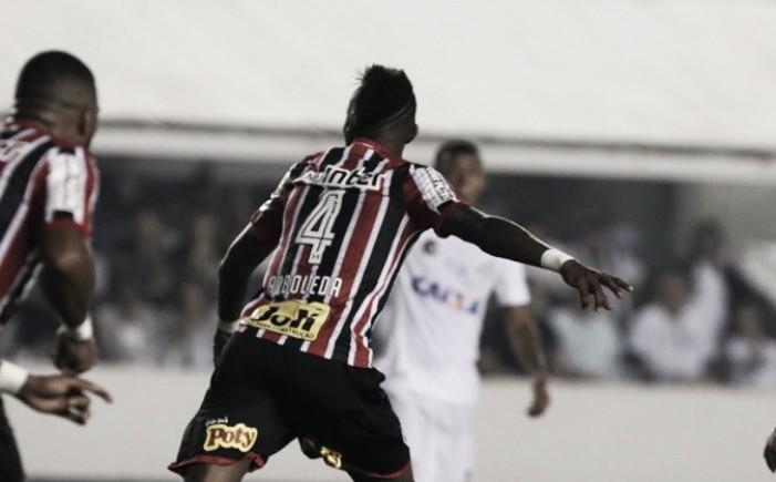 """Arboleda festeja estreia pelo São Paulo: """"Sempre sonhei em jogar por uma grande equipe"""""""