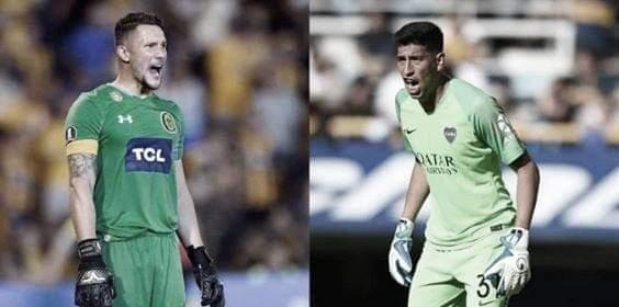 Cara a cara: Jeremías Ledesma vs Esteban Andrada
