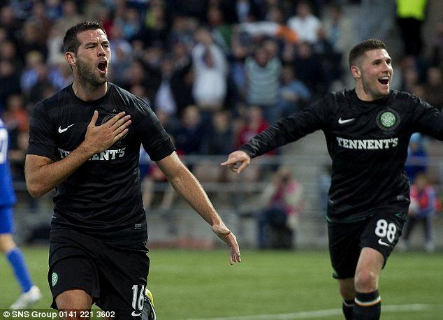 HJK Helsinki 0 Celtic 2