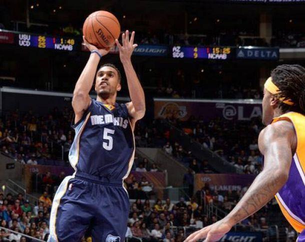 I Grizzlies continuano a ruggire, altra sconfitta per i Lakers