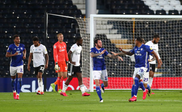 Fulham 1-2 Cardiff City (Agg: 3-2): Kebano sends Fulham to the play-off final despite defeat to Cardiff