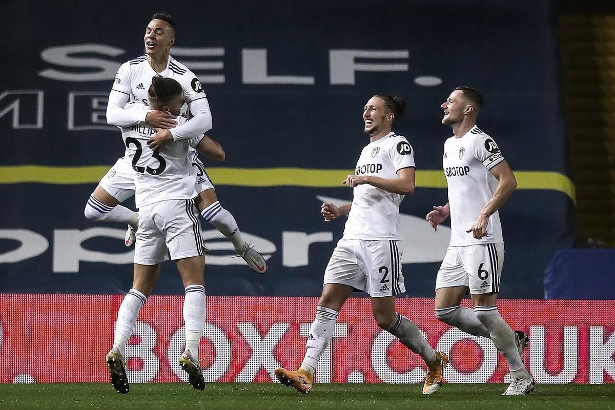 La gran temporada del Leeds United