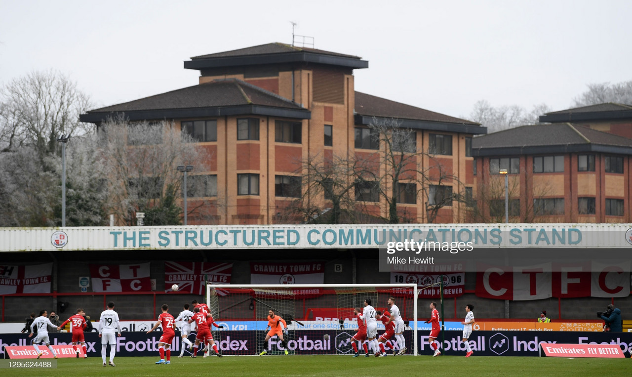 The Warm Down: League Two Crawley Town stun Leeds United in the 3rd round of the FA Cup