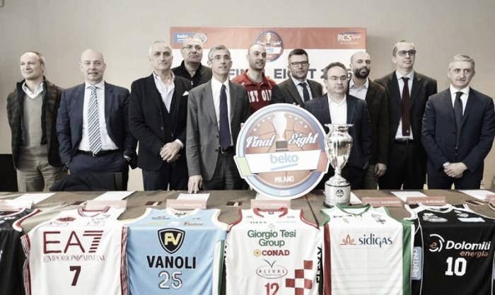 Final Eight di Coppa Italia, è iniziato il countdown: le voci dei protagonisti