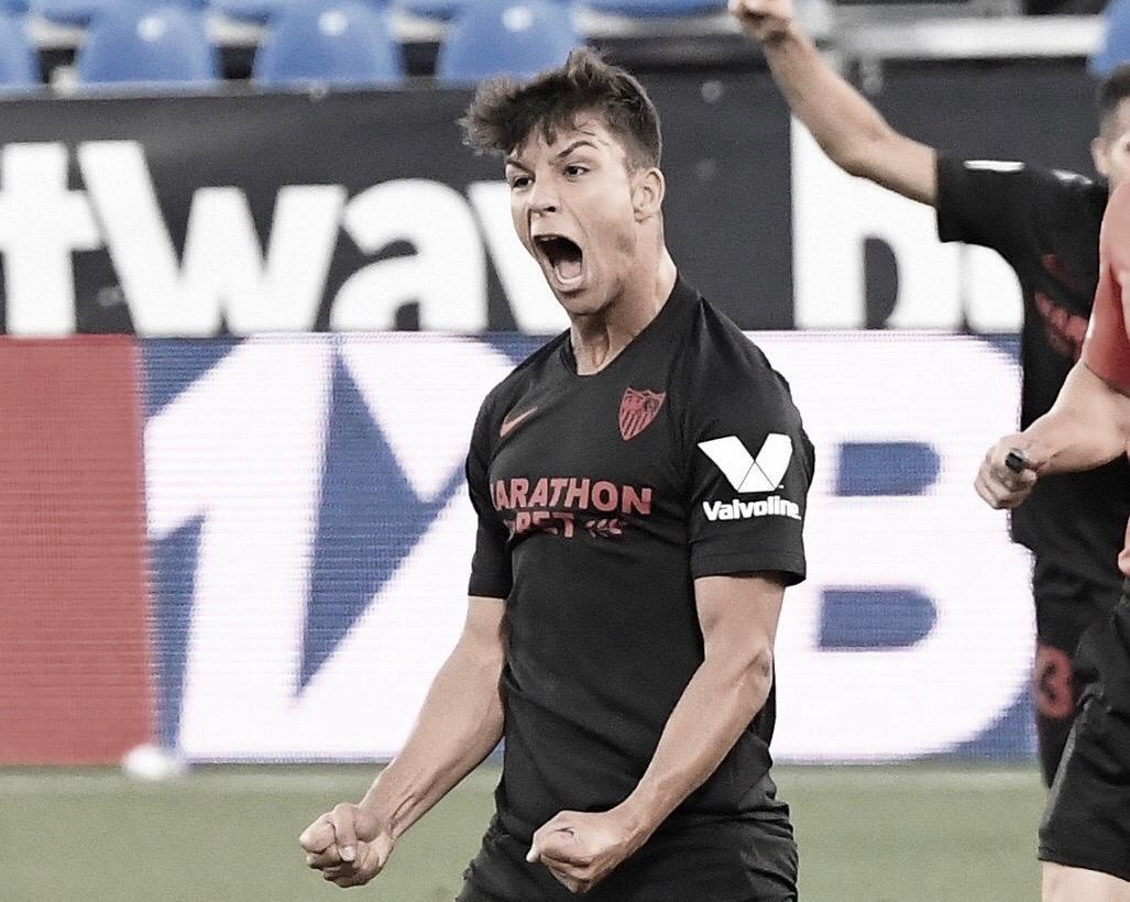 Com show de Óliver Torres, Sevilla atropela Leganés e reencontra vitória em LaLiga