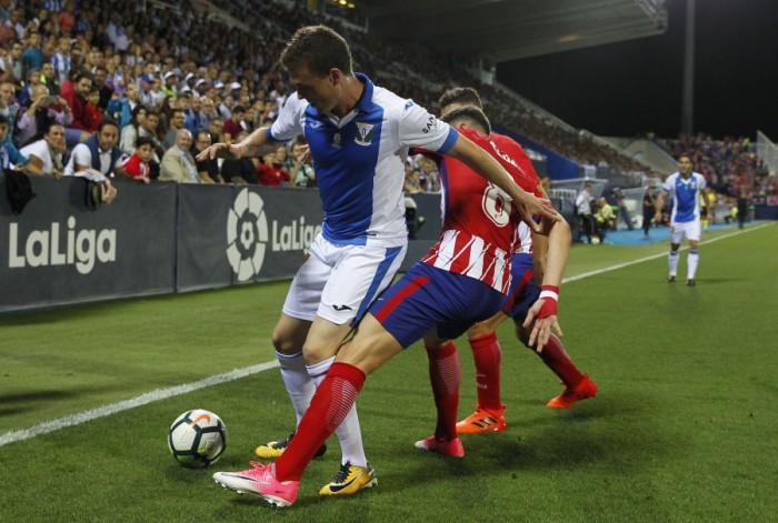 Oblak brilha e Atlético de Madrid apenas empata com Leganés fora de casa