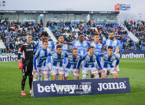 CD Leganés, once finales por la permanencia