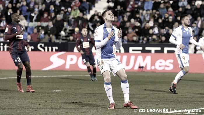 Un gol de Ramis en el 94 condena al Leganés
