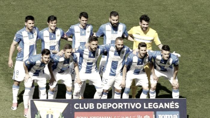 Leganés - Espanyol: puntuaciones del Leganés, jornada 32 de Primera División