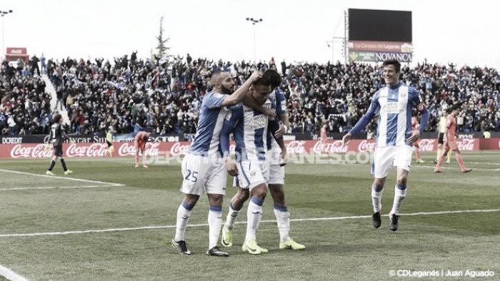 Machís anotó su primer gol en liga y Otero sigue encendido