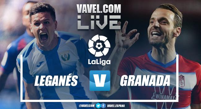 Resumen Leganés 0-0 Granada CF en LaLiga Santander 2020
