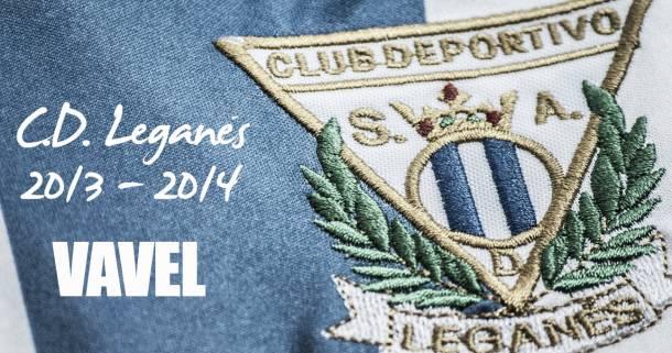 CD Leganés 2013-14