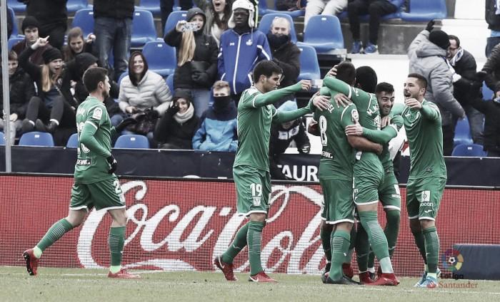 Gabriel Pires marca e Leganés supera Real Sociedad