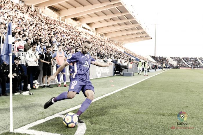 Resumen Celta de Vigo 1-0 Leganés en La Liga 2017