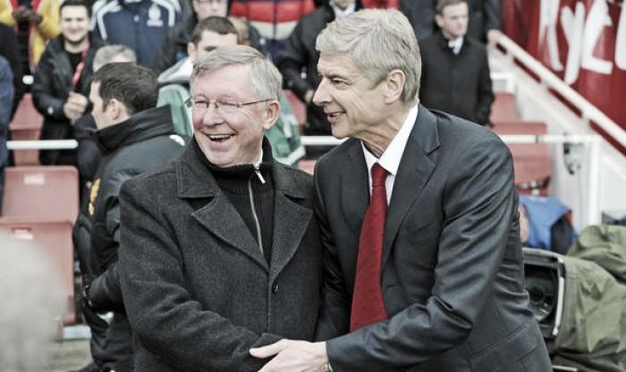 Sir Alex Ferguson praises Arsene Wenger's individuality