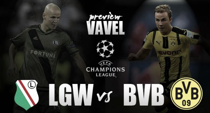 Legia Warsaw vs Borussia Dortmund Preview: Tuchel's side looking for perfect start against Polish champions