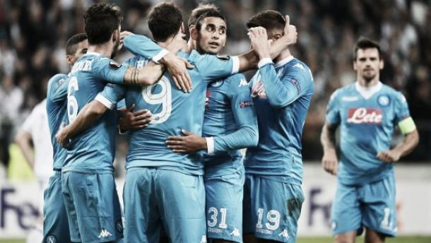 Napoli, col Legia per scrivere un pezzo di storia dell'Europa League