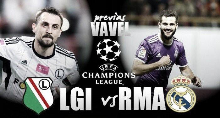 Champions League - Real Madrid a Varsavia per qualificazione e primato