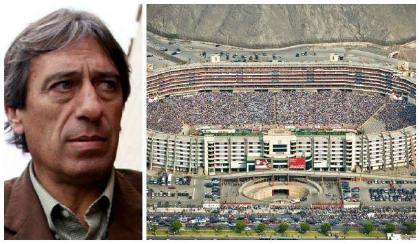 """Germán Leguía: """"El Monumental debería ser vendido y la 'U' debe jugar en el 'Lolo'"""""""
