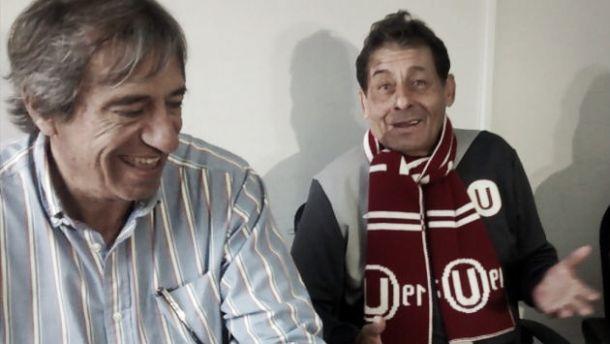 """Germán Leguía sobre Roberto Challe: """"Preferimos tener un técnico explosivo y con carácter"""""""