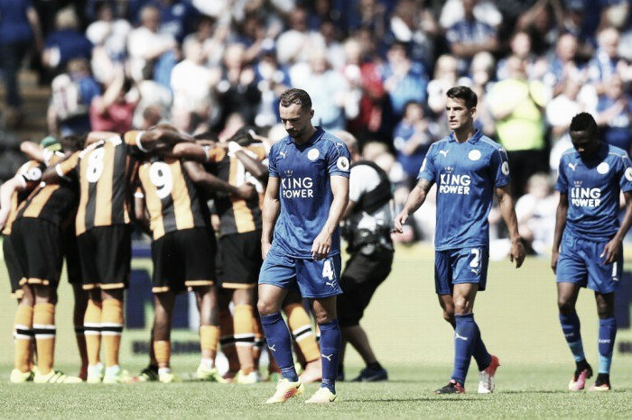 Hull City 2-1 Leicester City: How did the Tigers tame the Foxes?